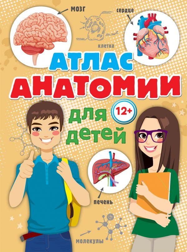 «Атлас анатомии для детей»