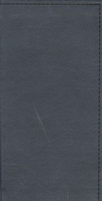 Телефонная книга Арт.Т08-01В Вест Синий 80х160