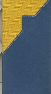 Телефонная книга Арт.Т08-05МД Мадейра Желто-синий 80х160