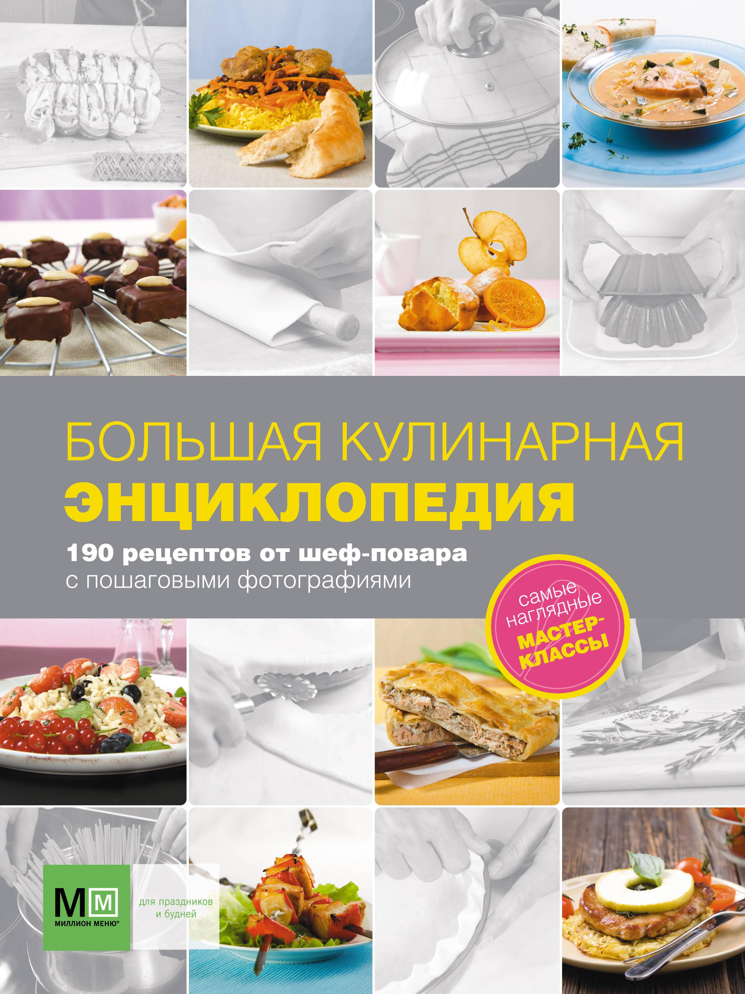 Сайт кулинарных рецептов с пошаговыми фото приготовления