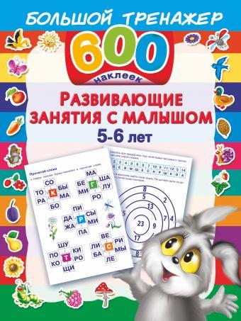 Развивающие занятия с малышом 5-6 лет