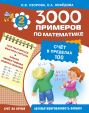 3000 примеров по математике (счёт в пределах 100). 2 класс