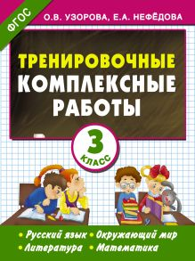 Тренировочные комплексные работы в начальной школе. 3 класс