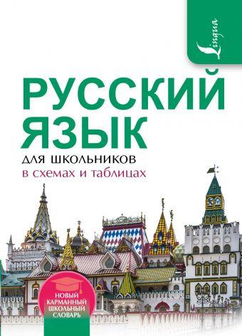 Русский язык для школьников в схемах и таблицах