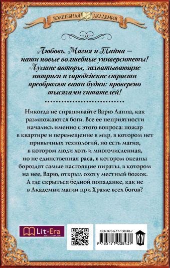 Наследница Тумана. Академия магии при Храме всех богов