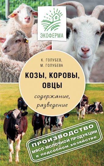 Козы. Овцы. Коровы