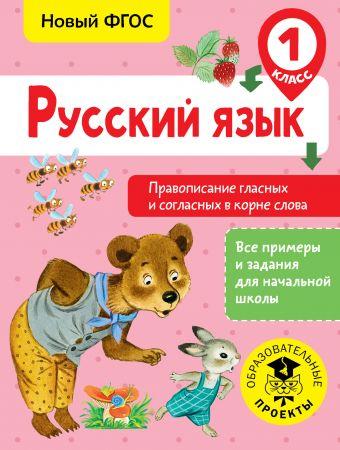 Русский язык. Правописание гласных и согласных в корне слова. 1 класс