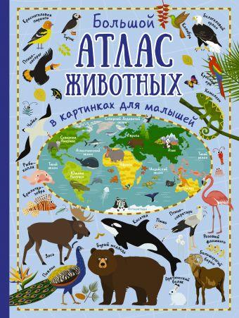 «Большой атлас животных в картинках для малышей»