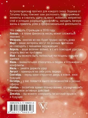 СТРЕЛЕЦ. Гороскоп на 2019 год