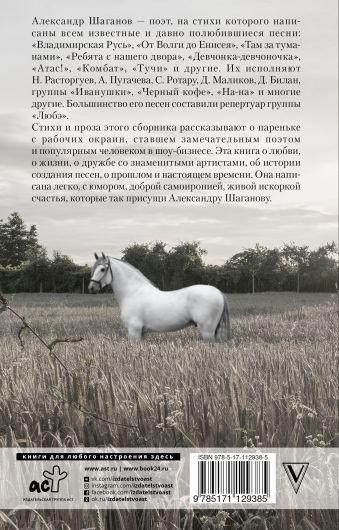 Мы пойдем с конем по полю вдвоем...