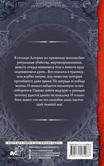 Артур Рэйш. Темный маг