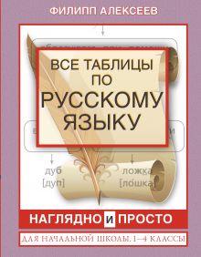 Все таблицы по русскому языку для начальной школы. 1-4 классы