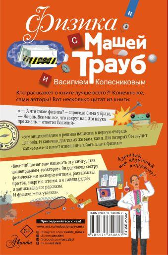 Физика с Машей Трауб и Василием Колесниковым