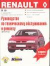 Renault 19 бензиновый и дизельный двигатели