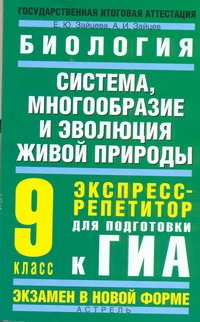 ГИА Биология. 9 класс.