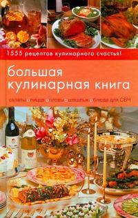Большая кулинарная книга.1555 любимых блюд на все случаи жизни