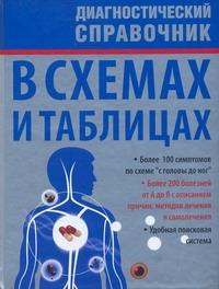 Диагностический справочник в схемах и таблицах