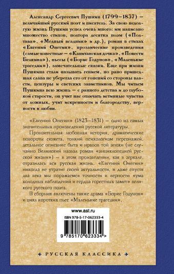 Евгений Онегин. Драмы
