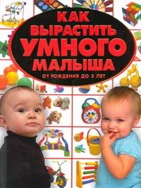 Как вырастить умного малыша. От рождения до 3 лет
