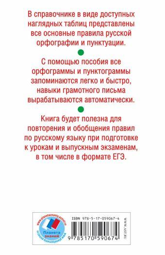 ЕГЭ. Русский язык в таблицах: 5-11-й кл.: справ. материалы