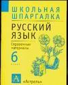 Русский язык.Справочные материалы