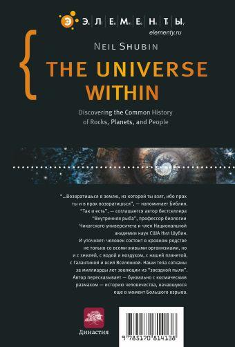 Вселенная внутри нас: что общего у камней, планет и людей