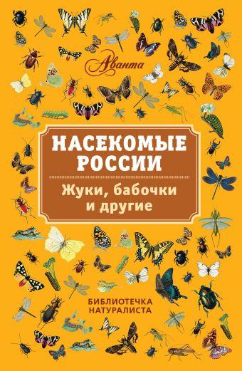 Насекомые России. Жуки, бабочки и другие.