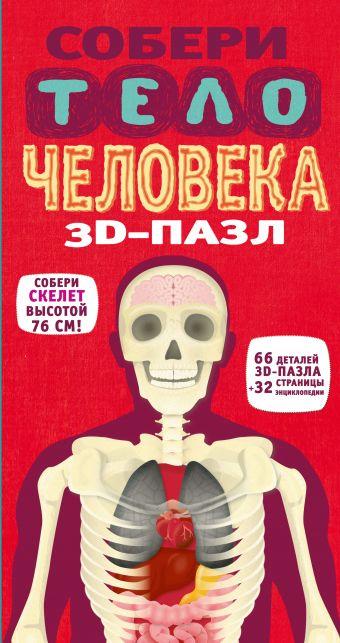 3D-пазл. Собери тело человека