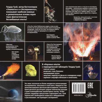 Научные опыты с периодической таблицей